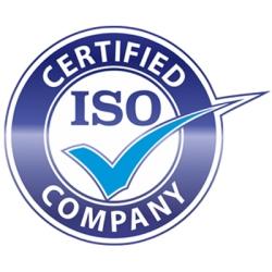 Disertifikasi oleh ISO 9001 , 14001 dan OHSAS