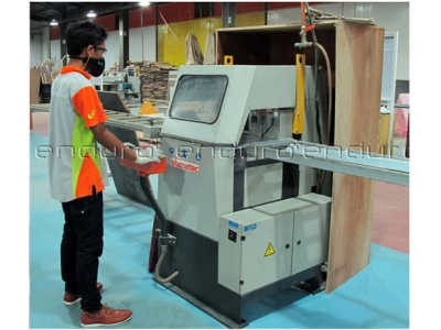Aluminum cutting machines