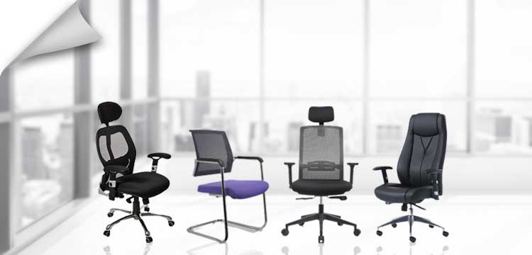 How to Choose the Right Chairs For Your Office