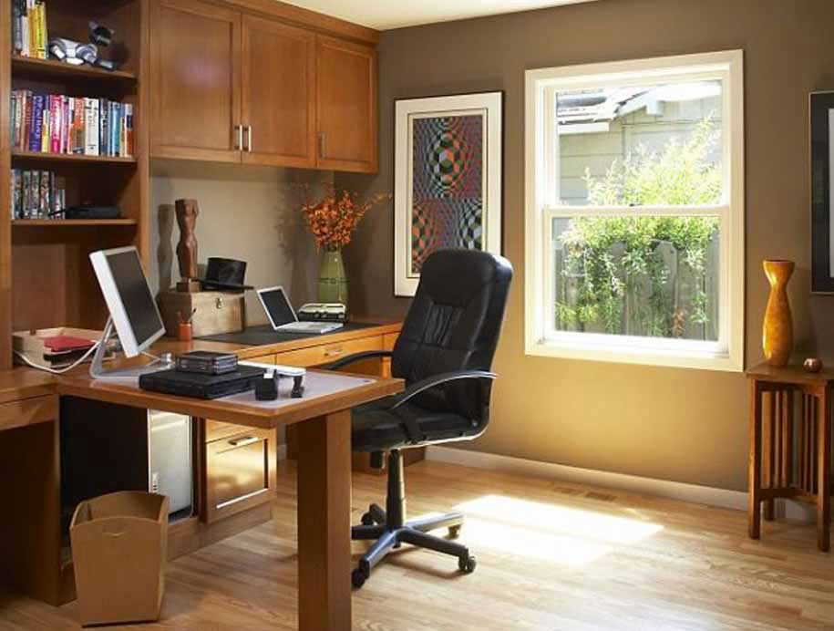 Want Your Work Space at Home Feels Special and Comfortable? Here's the tip!
