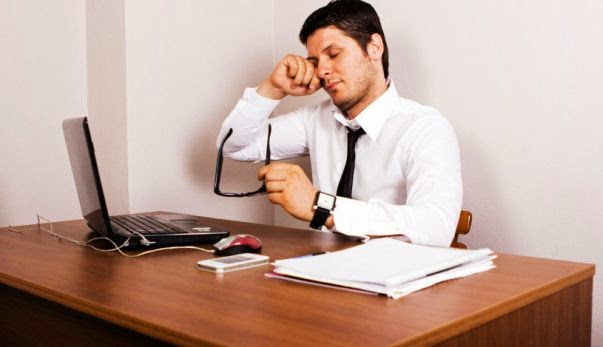 Must Know! Some Trivial Things That Make You Tired When Working