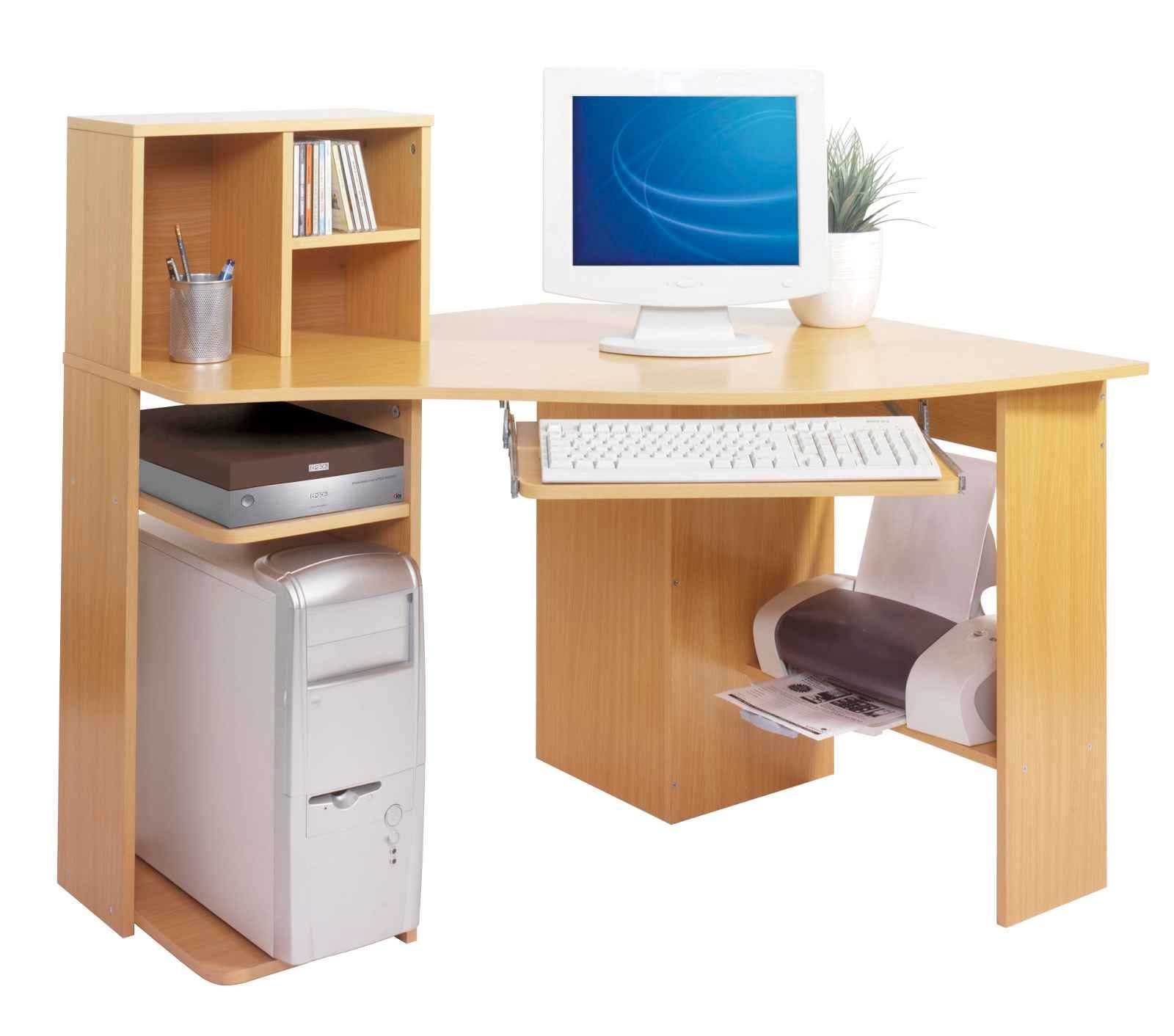 Memilih Meja Komputer Tak Boleh Sembarangan, Ini Dia Tipsnya!