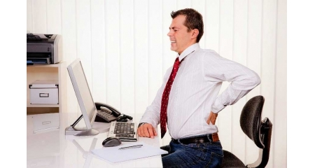 Natural Ways to Treat Back Pain Due To Sitting Too Long