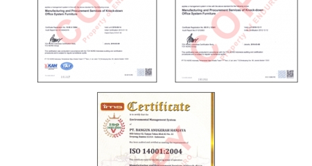 Iso Ohsas Certificate