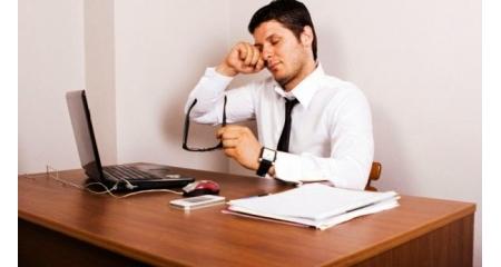 Wajib Tahu! Hal-Hal Sepele yang Membuat Anda Cepat Lelah Saat Bekerja