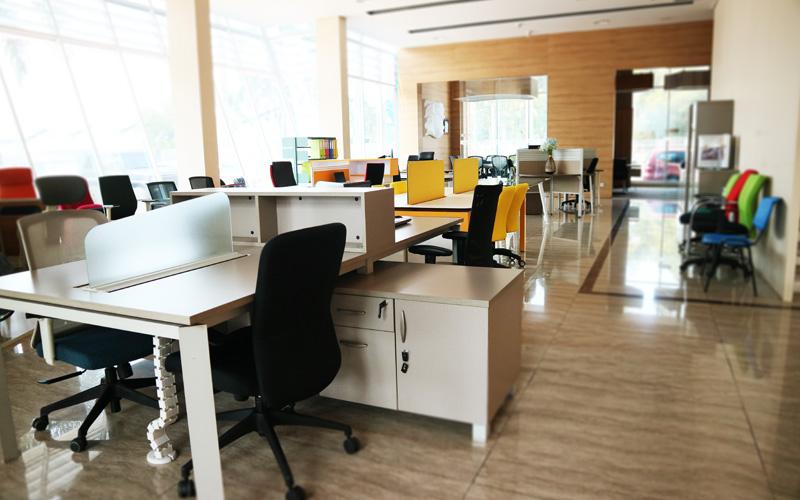 Enduro System Furniture