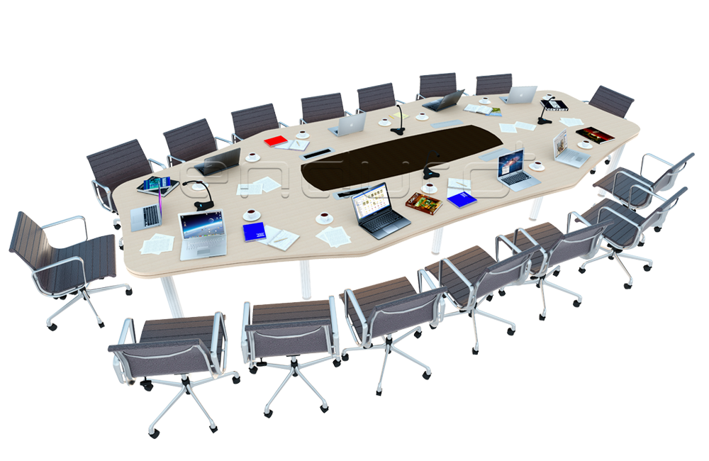 16 person Meeting table 2