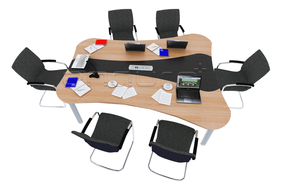 6 person Meeting table 2