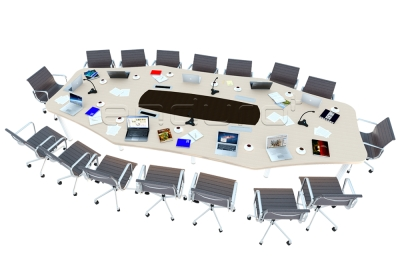 16 person Meeting table 1
