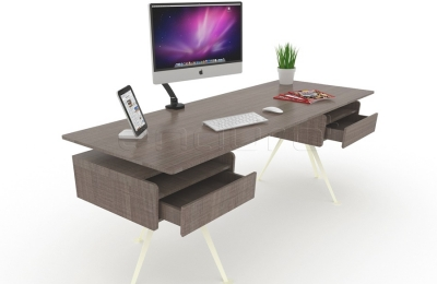 New Slim Manager Desk