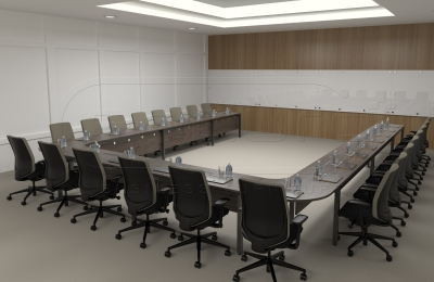 Meeting Table U Shaped