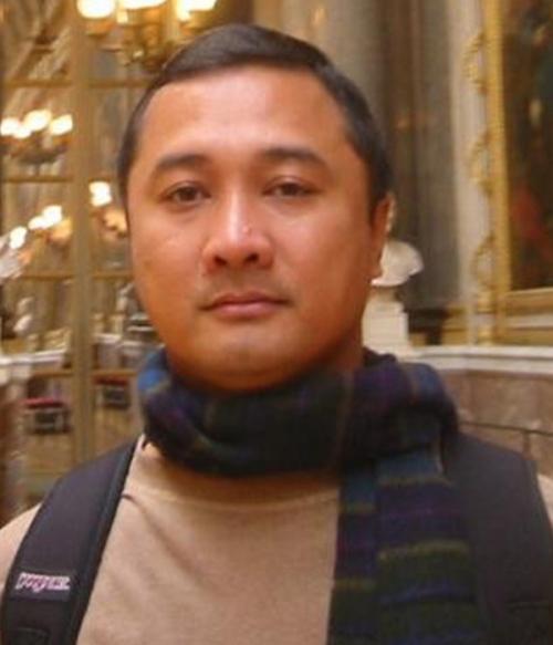 Ir. Bambang Eryudhawan, IAI Chairman of IAI DKI Jakarta ( 2000 - 2006 )