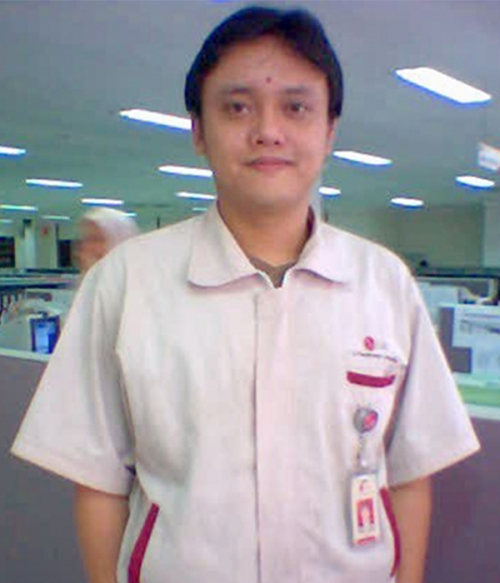 Hendra Herbina  GA Section Head PT. LG Electronics Indonesia